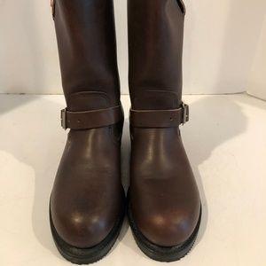 Chippewa engineer boots Size 7 M